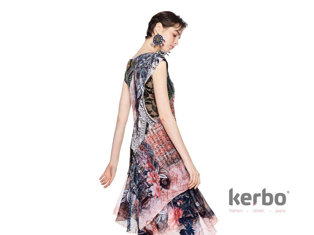 Dámské šaty DESIGUAL MY SWEETHEART - DESIGUAL - 18SWVKBQ 5000 VEST MY  SWEETHEART 8c94b3ce41d