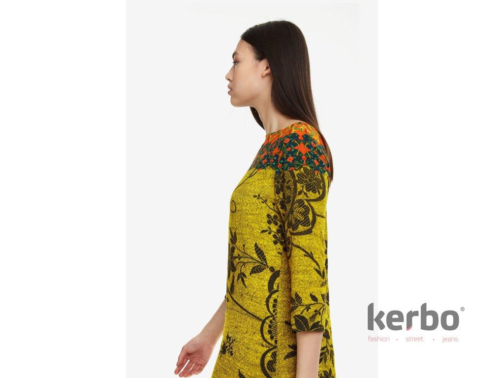 Dámské šaty DESIGUAL ASTRID - Kerbo.cz módní oblečení pro každý den 6693e899718