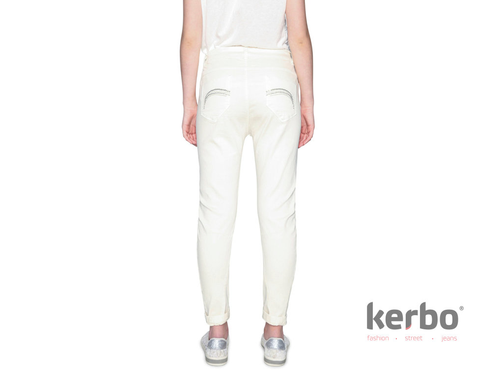 Dámské jeans DESIGUAL BELÉM BRAZIL - DESIGUAL - 18SWDD60 5178 DENIM BELÉM  BRAZIL 57be6b42f6a