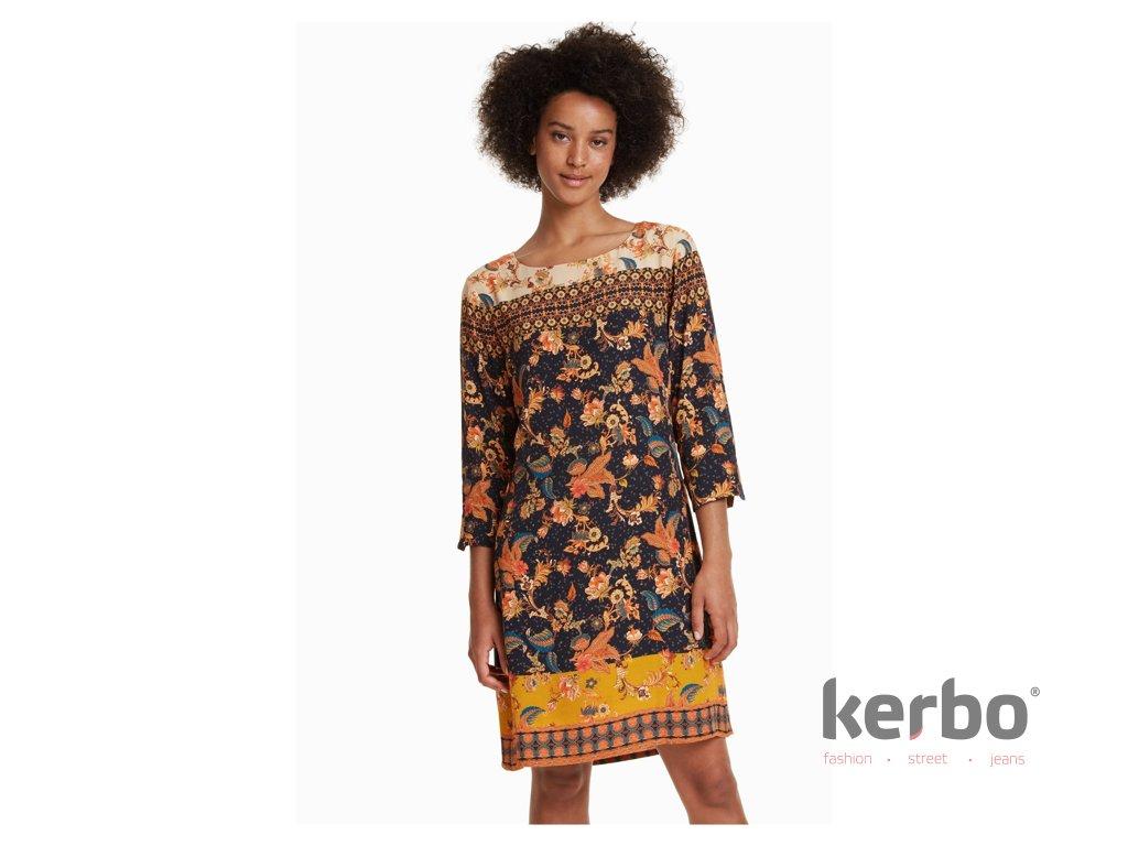 Dámské šaty DESIGUAL PAULA - Kerbo.cz módní oblečení pro každý den 246cedb5aed