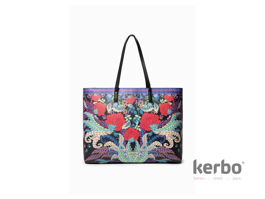 DESIGUAL Dámská kabelka DESIGUAL FEATHER REDMOND - DESIGUAL - 18WAXPE9 2000  BOLS FEATHER REDMOND 460bb4225d188