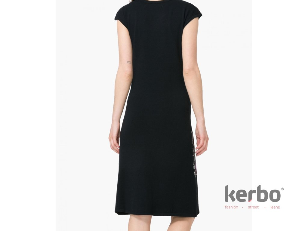 aca840481b Dámské šaty DESIGUAL VEST SARA - Kerbo.cz módní oblečení pro každý den