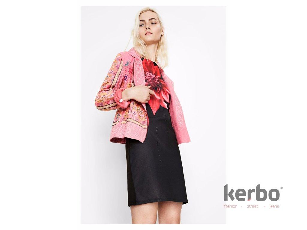 c4e0a46d946d Dámské šaty DESIGUAL VEST ISLA - Kerbo.cz módní oblečení pro každý den