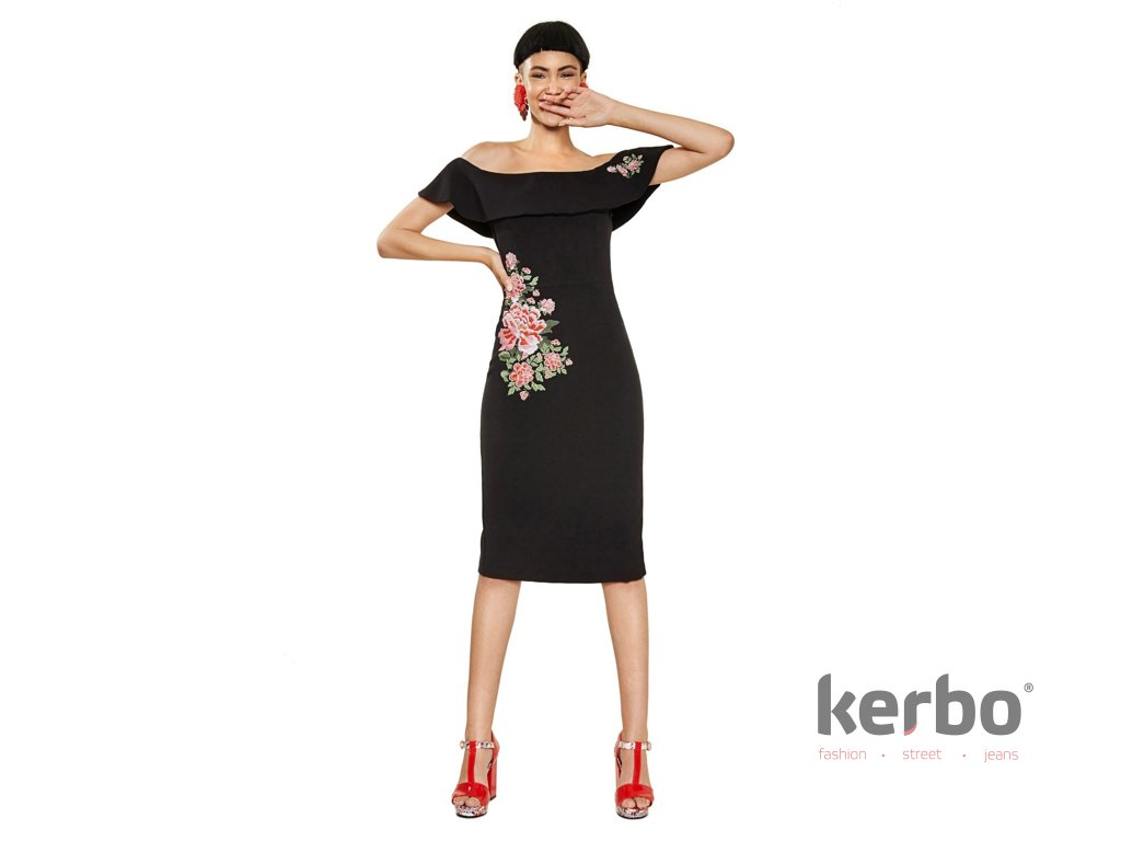 3351713e38 Dámské šaty DESIGUAL MARINA - Kerbo.cz módní oblečení pro každý den