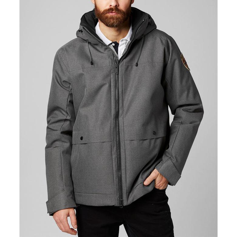 Pánská zimní bunda HELLY HANSEN HH NORSE PARKA (CHILL) velikost XL