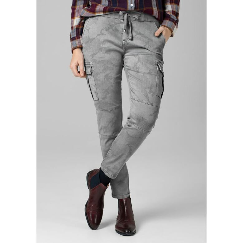 Dámské kalhoty TIMEZONE MalikaTZ 7/8 Slim velikost 29