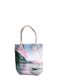 Kabelka TIMEZONE Canvas shopper