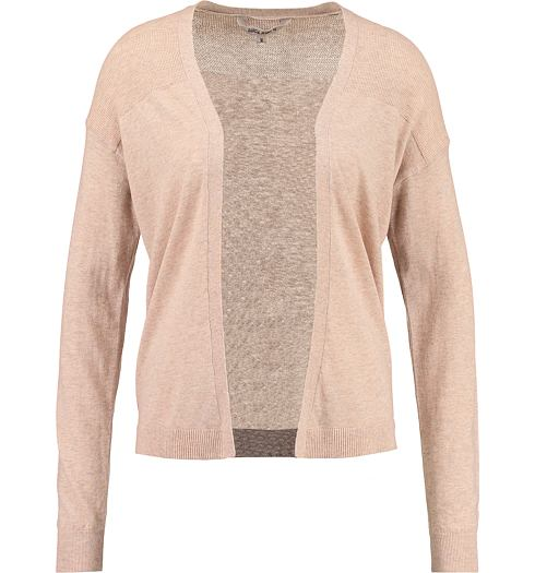 Dámský svetr GARCIA ladies cardigan 2195 beach sand - GARCIA - D70250 2195 ladies cardigan