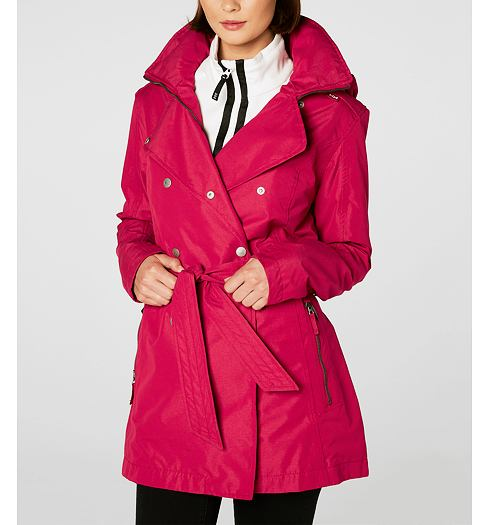 Jarní kabát HELLY HANSEN W WELSEY TRENCH - Helly Hansen - 62383 183 W WELSEY TRENCH