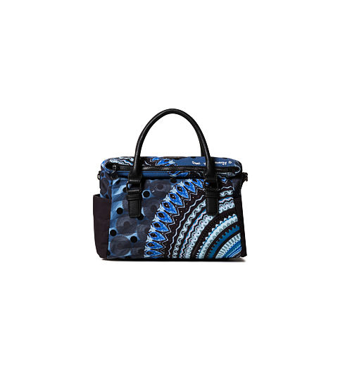 Dámská kabelka DESIGUAL BLUE FRIEND - DESIGUAL - 19WAXAAR 5173 BOLS_BLUE FRIEND_ LOVERTY