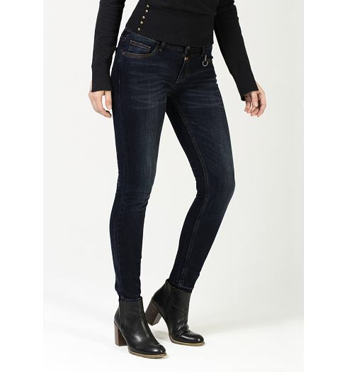 Dámské jeans TIMEZONE Tight Aleena - Timezone - 17-10000-403349 3102 Tight Aleena