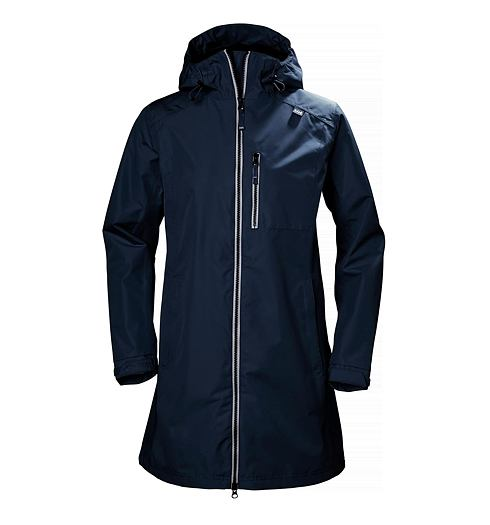 Dámský kabát HELLY HANSEN W LONG BELFAST JACKET - Helly Hansen - 55964 692 W LONG BELFAST JACKET